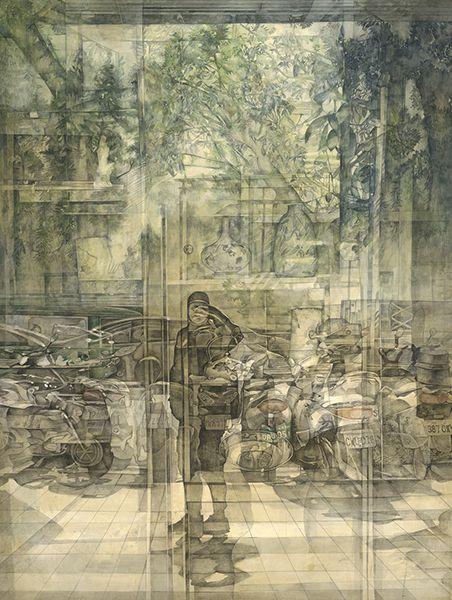 呂如笙-Reflection