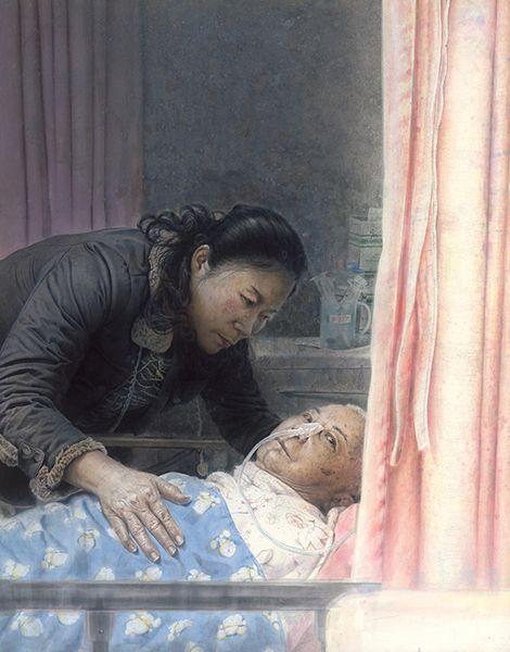 黃俊傑_母親和奶奶
